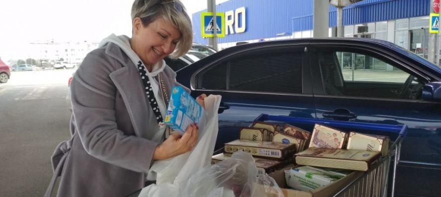 Депутат Щербакова продолжает пиариться по любому поводу
