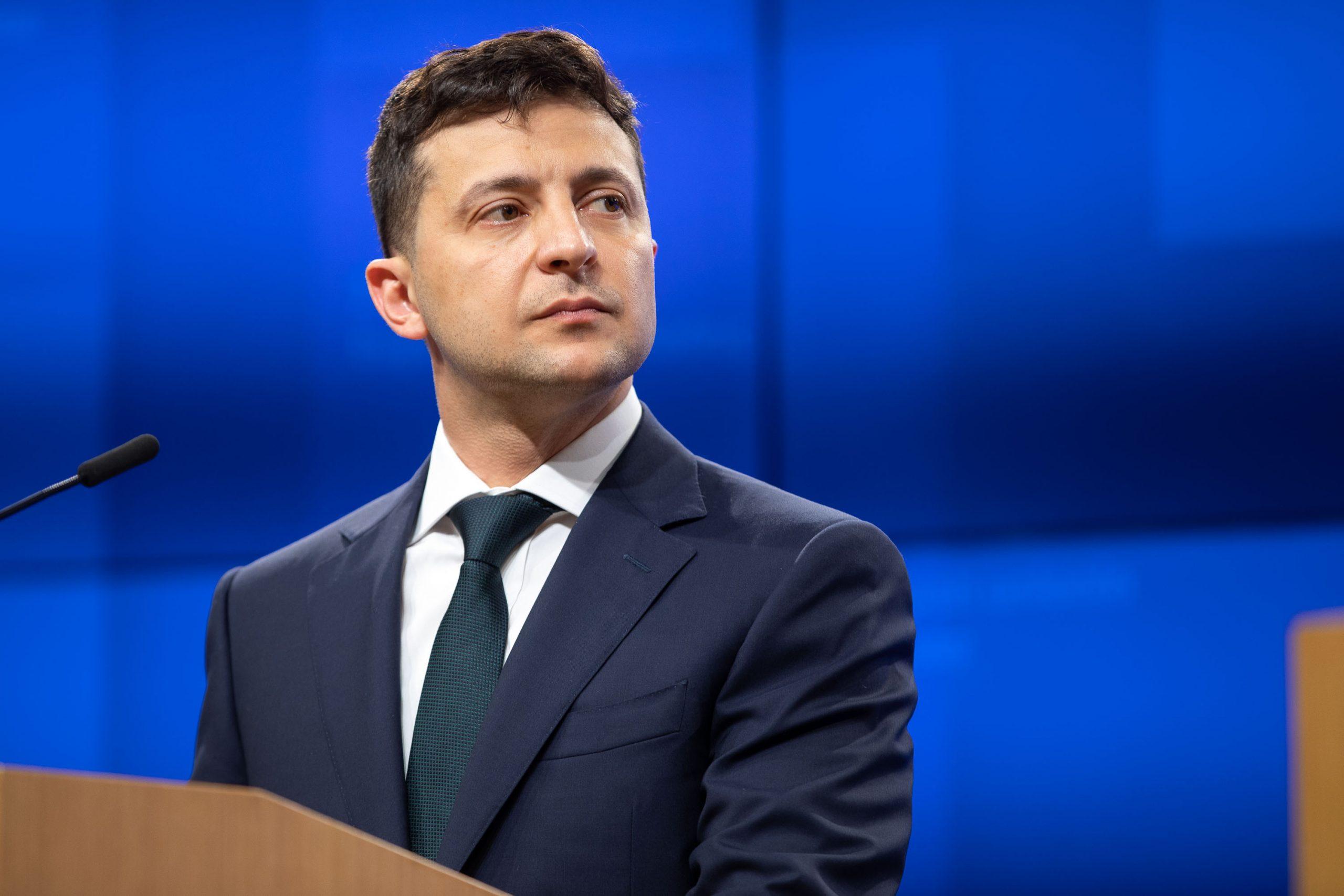 Президент Украины официально признал РФ «военным противником»