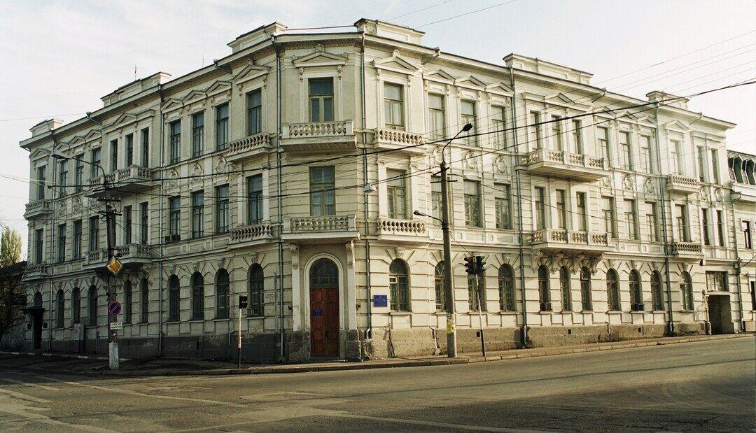 В столице Крыма отреставрируют женскую гимназию В. А. Станишевской