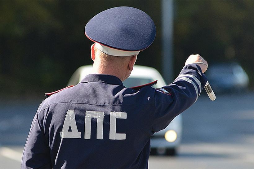 В Крыму пьяный водитель скрывался от погони