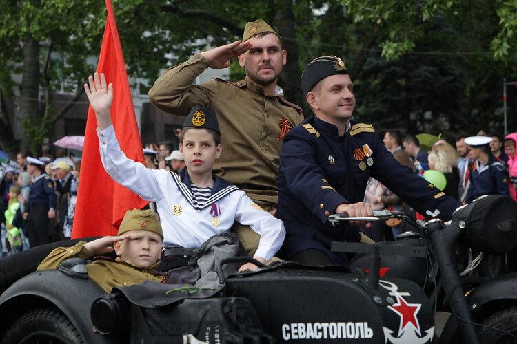 Как отпразднуют День Победы в Севастополе