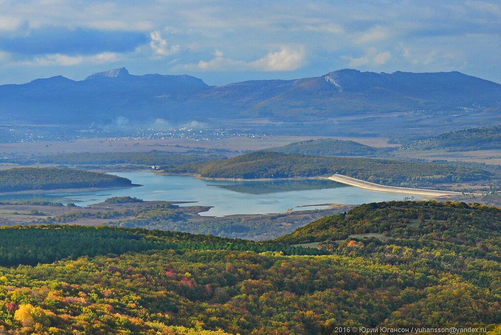 Воды в Чернореченском водохранилище хватит до конца года