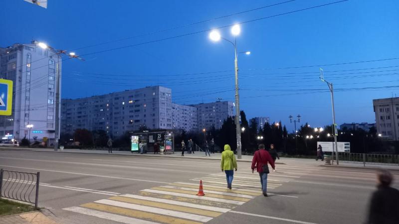 В Севастополе 15-летний подросток сбил несовершеннолетнего