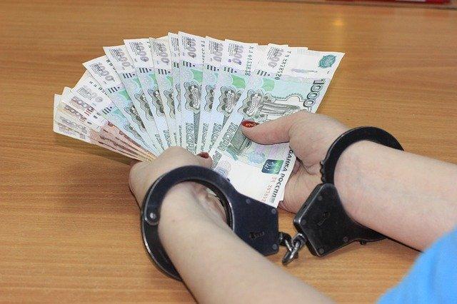 Экс-глава ДИЗО устроил себя на работу и похитил более миллиона рублей