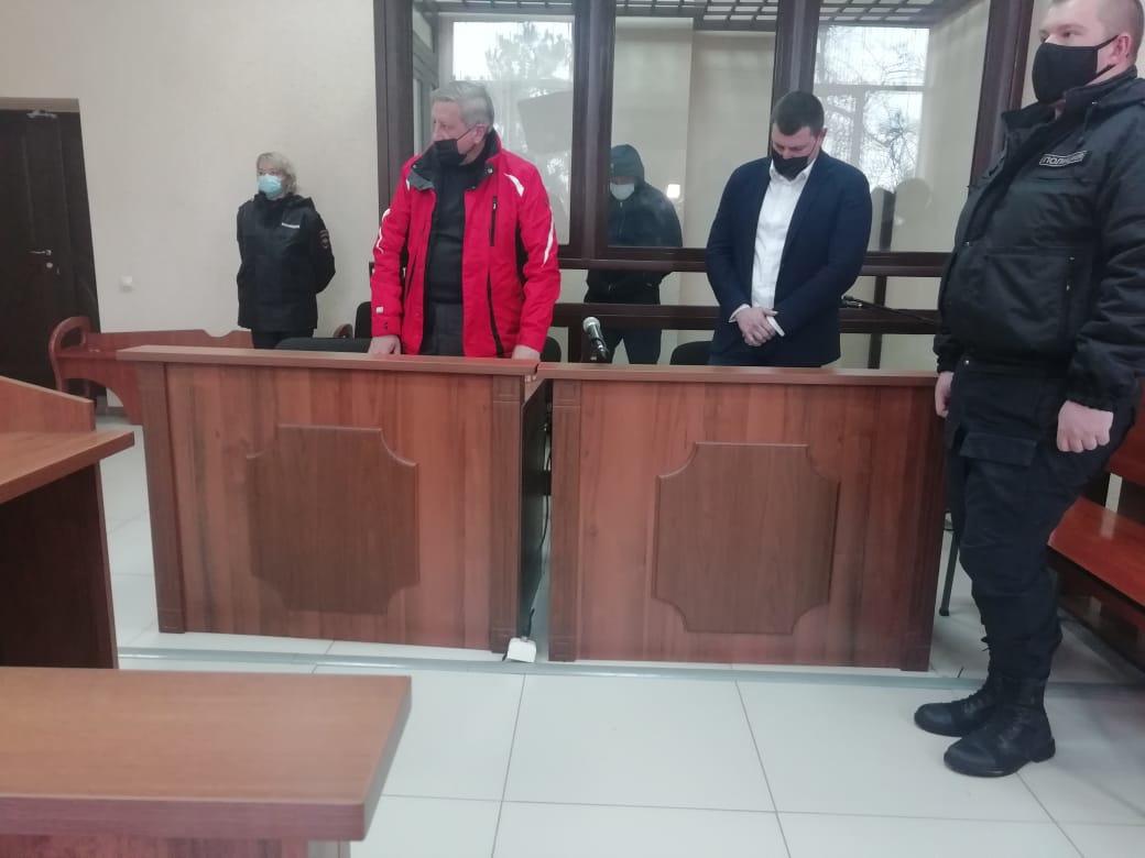 Главу следственного управления МВД Симферополя заключили под стражу