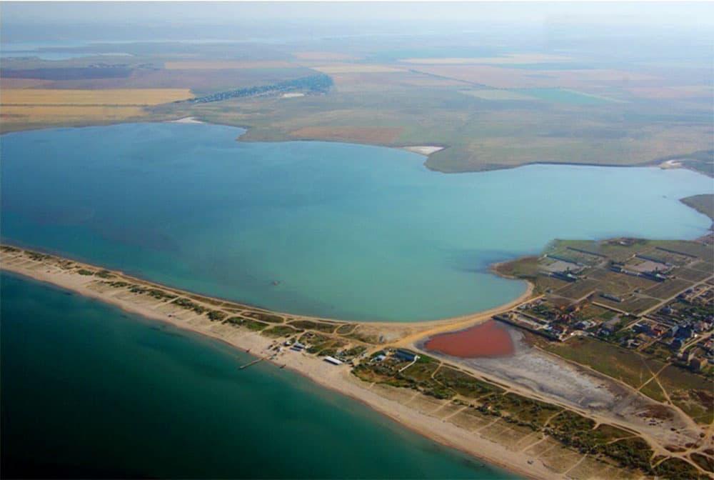 На западе Крыма у озера создадут ландшафтный парк