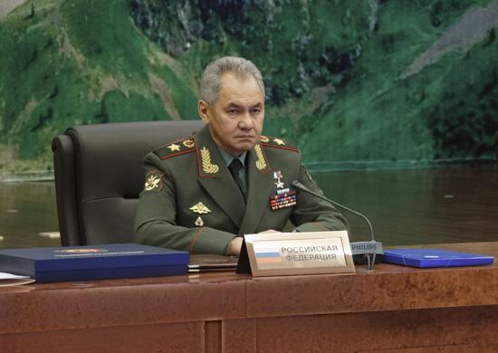 Учения в Крыму прошли в ответ на угрозу НАТО – Шойгу