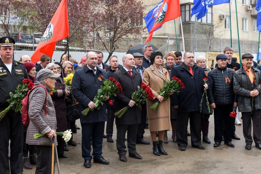 В Балаклаве отметили 77 годовщину освобождения от войск Германии (фото)