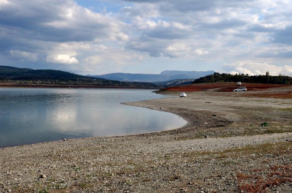 Симферополь переходит на новые графики подачи воды