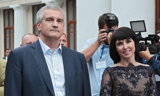 Супруга главы Крыма заработала за 2020 год на 20 миллионов больше мужа