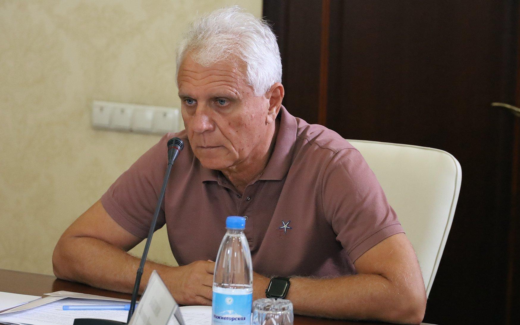 Гендиректор «Воды Крыма» покинул свой пост