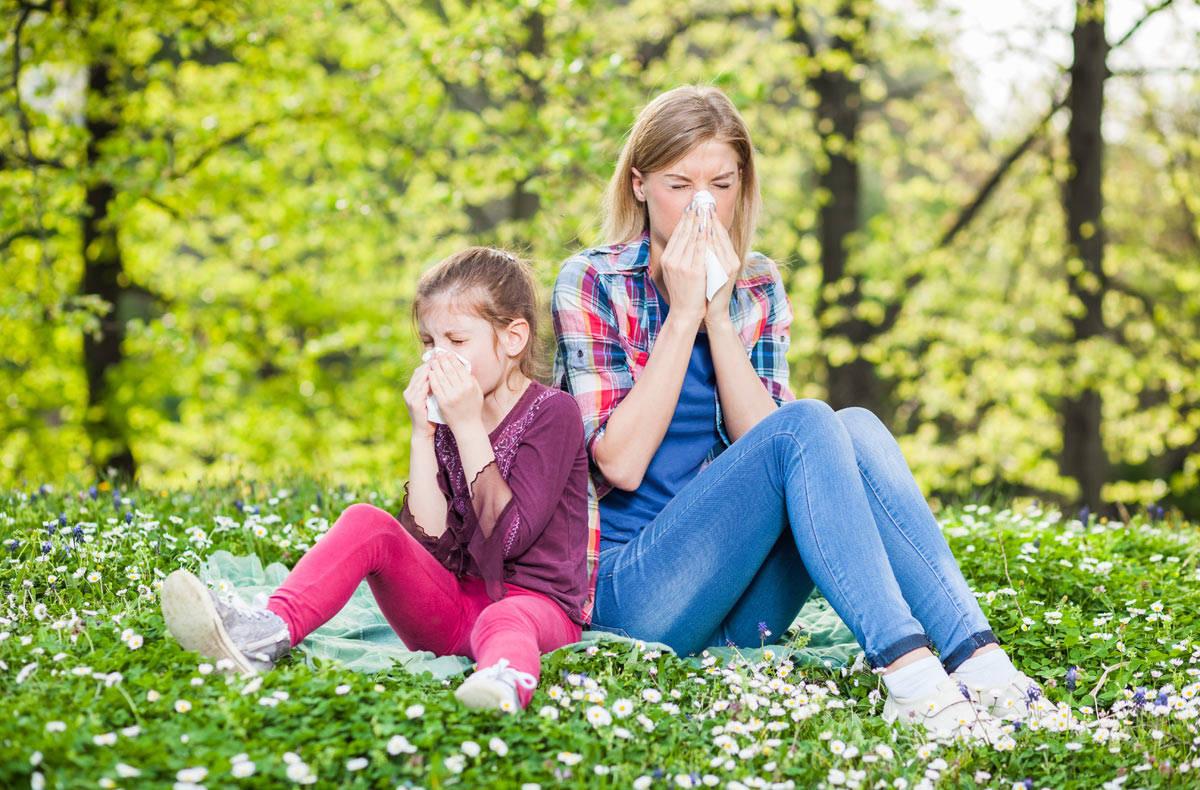 Названы отличия коронавируса от сезонной аллергии