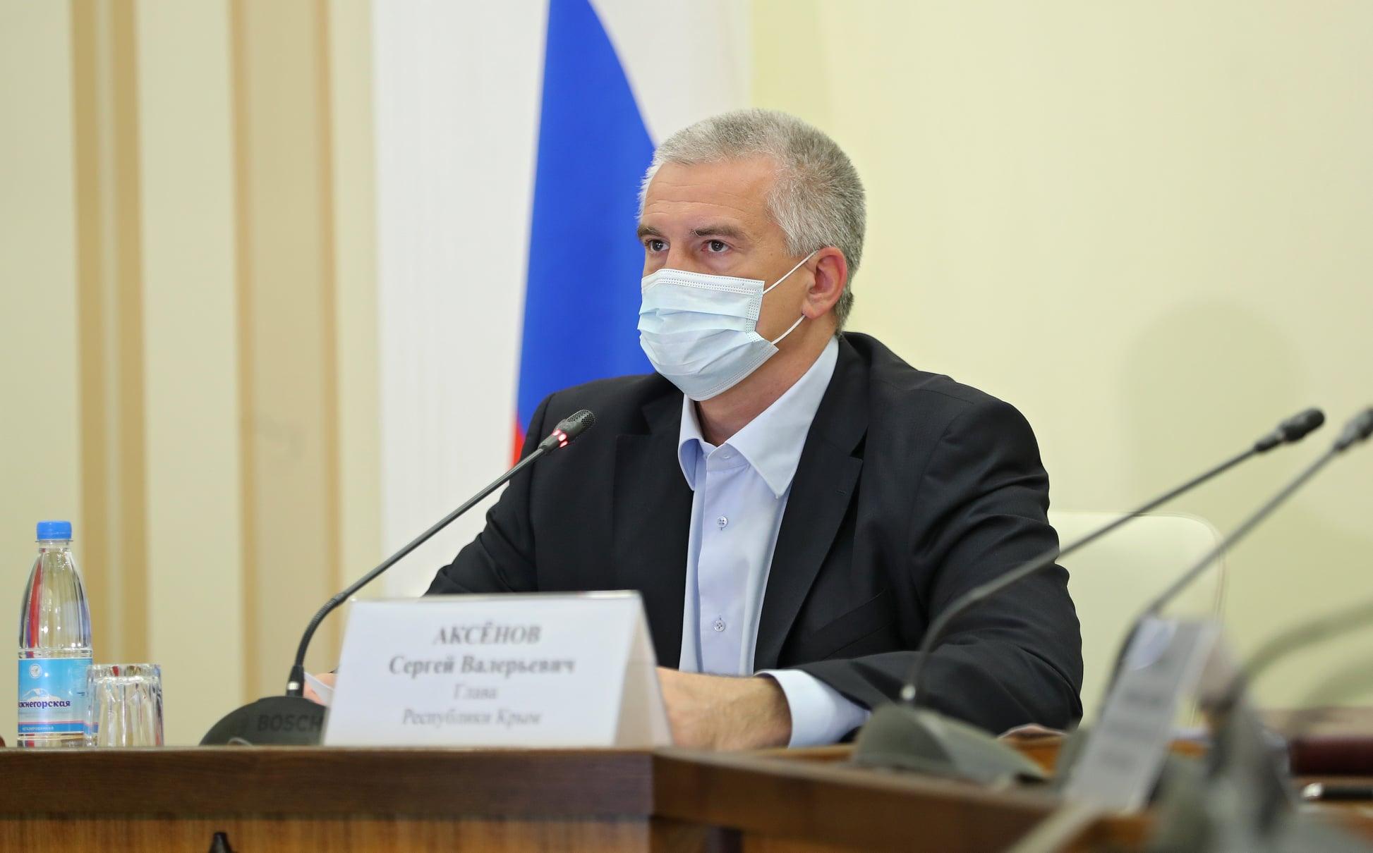 «Нужна территория без людей»: Аксенов ответил на слова Зеленского о возврате Крыма