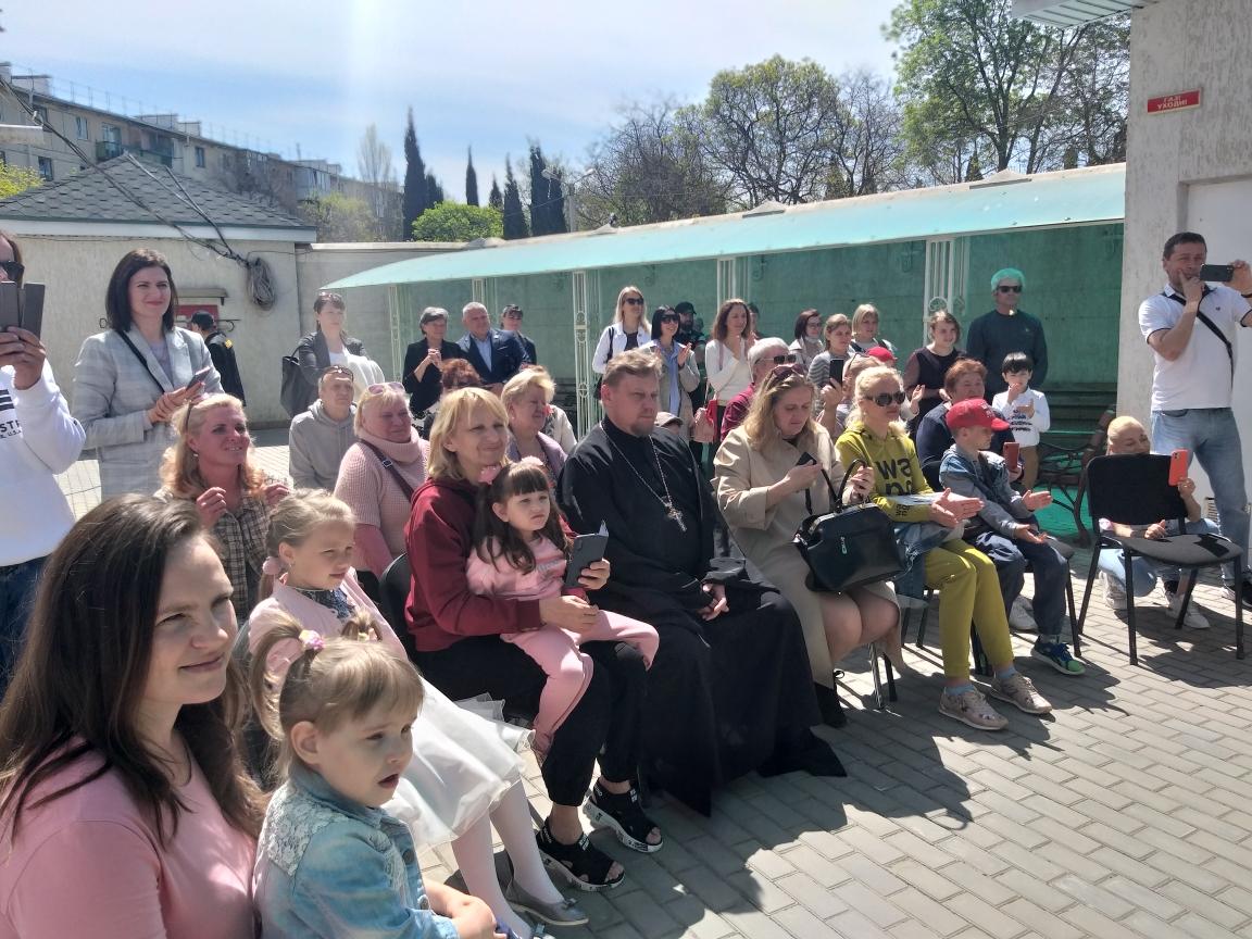 Детский Центр социальной реабилитации «Родник» отметил семилетие