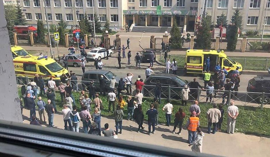 «Сегодня я убью биомусор»: что известно на данный момент о стрельбе в казанской школе (фото)