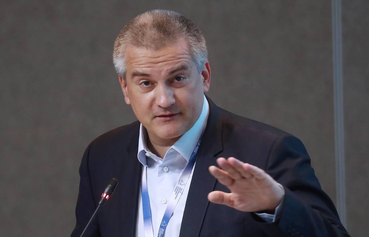 Аксенов прокомментировал слухи о своей отставке