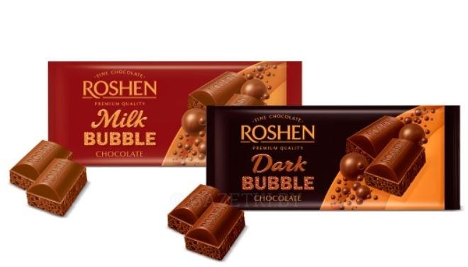 В Крыму конфисковали партию украинских шоколадок фабрики Roshen