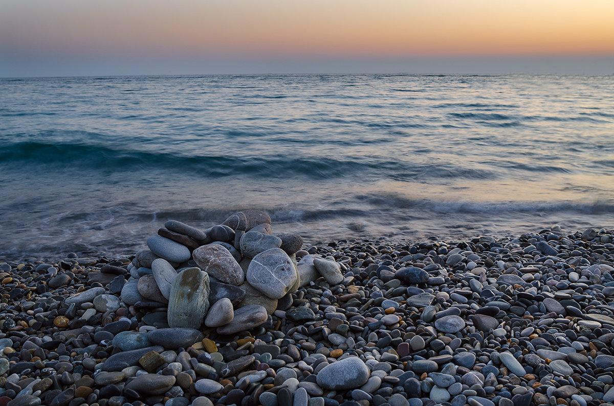 В Черном море разлились нефтепродукты