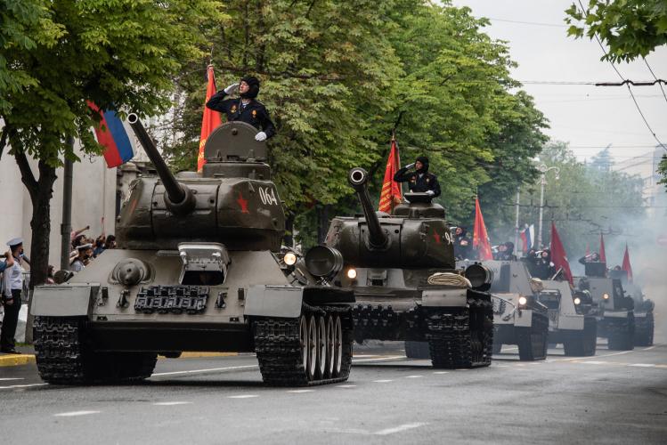 Программа мероприятий на 9 мая в Севастополе