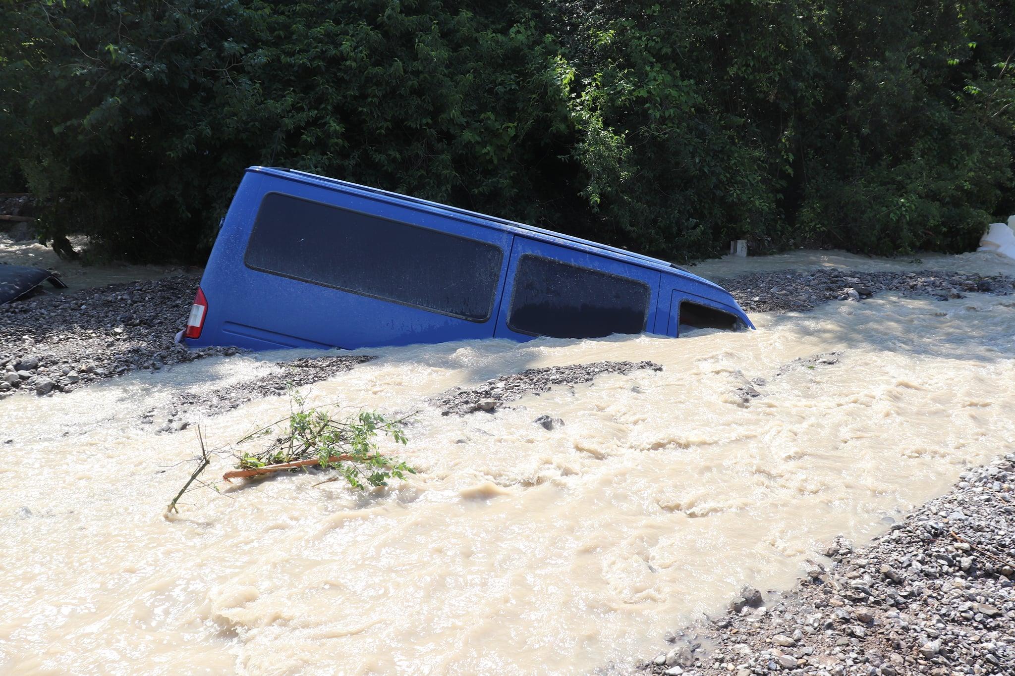 Более 3 млрд рублей необходимы для берегоукрепления рек в Крыму после потопа