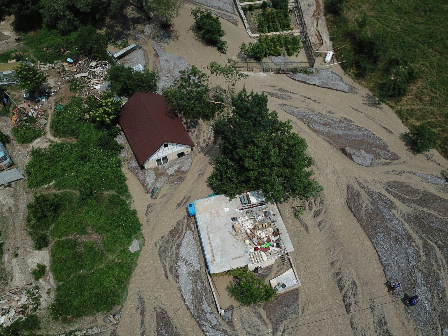 538 жителей Ялты потеряли свое имущество из-за наводнения