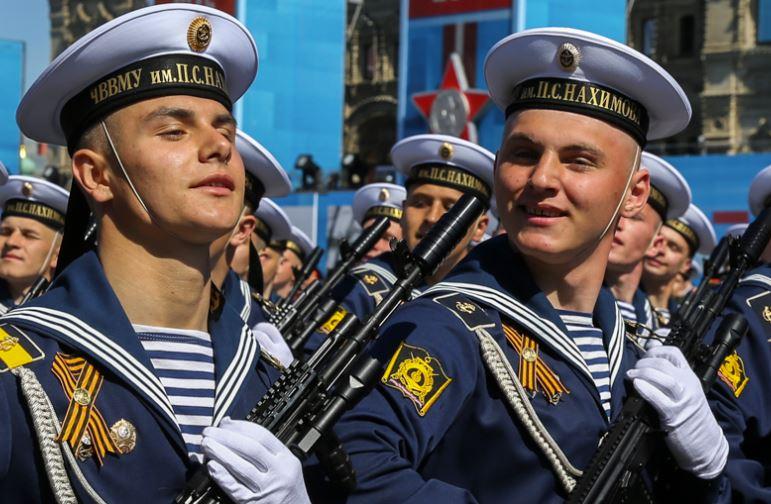 В Черноморском высшем военно-морском училище состоится выпуск офицеров и мичманов