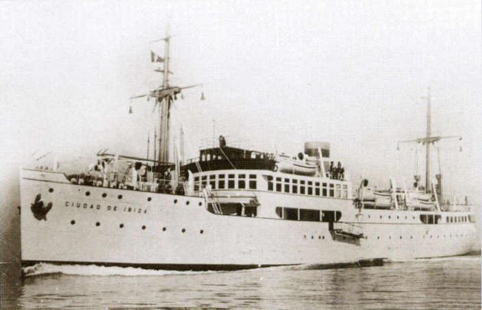 РВИО и СевГУ планируют морскую экспедицию по поиску теплохода «Белосток»