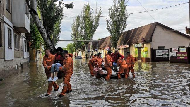 Власти Ялты с 22 июня начинают возмещать ущерб потерявшим имущество в результате потопа