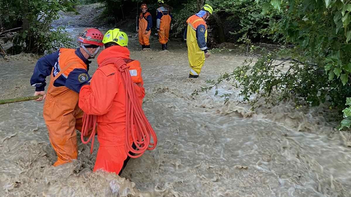 В Крыму были затоплены более 350 домов, эвакуированы почти 1800 человек