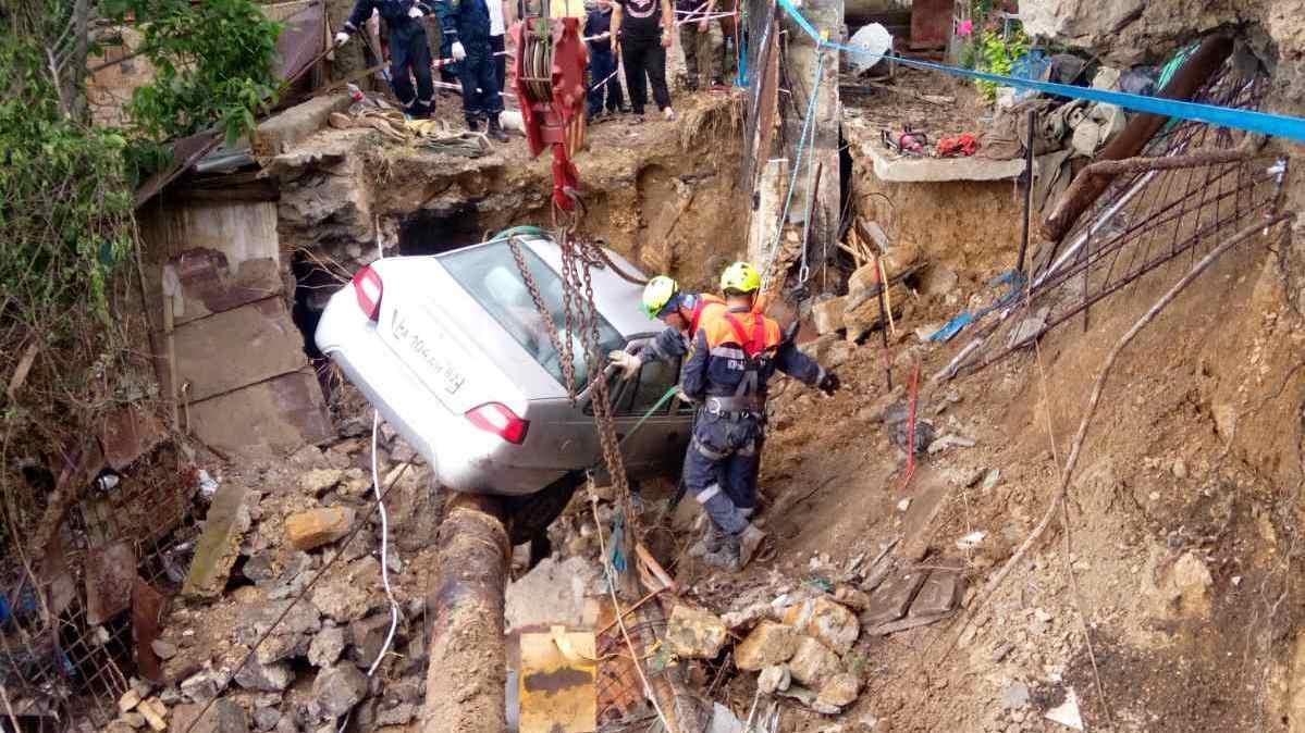 В Ялте выросло число пострадавших от потопа