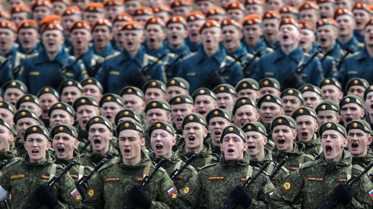 В армии России сформирован коллективный иммунитет к ковиду