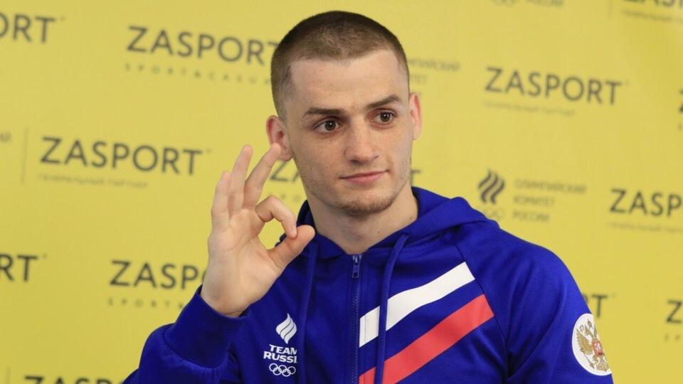 Боксер из Крыма поедет на олимпиаду в Токио