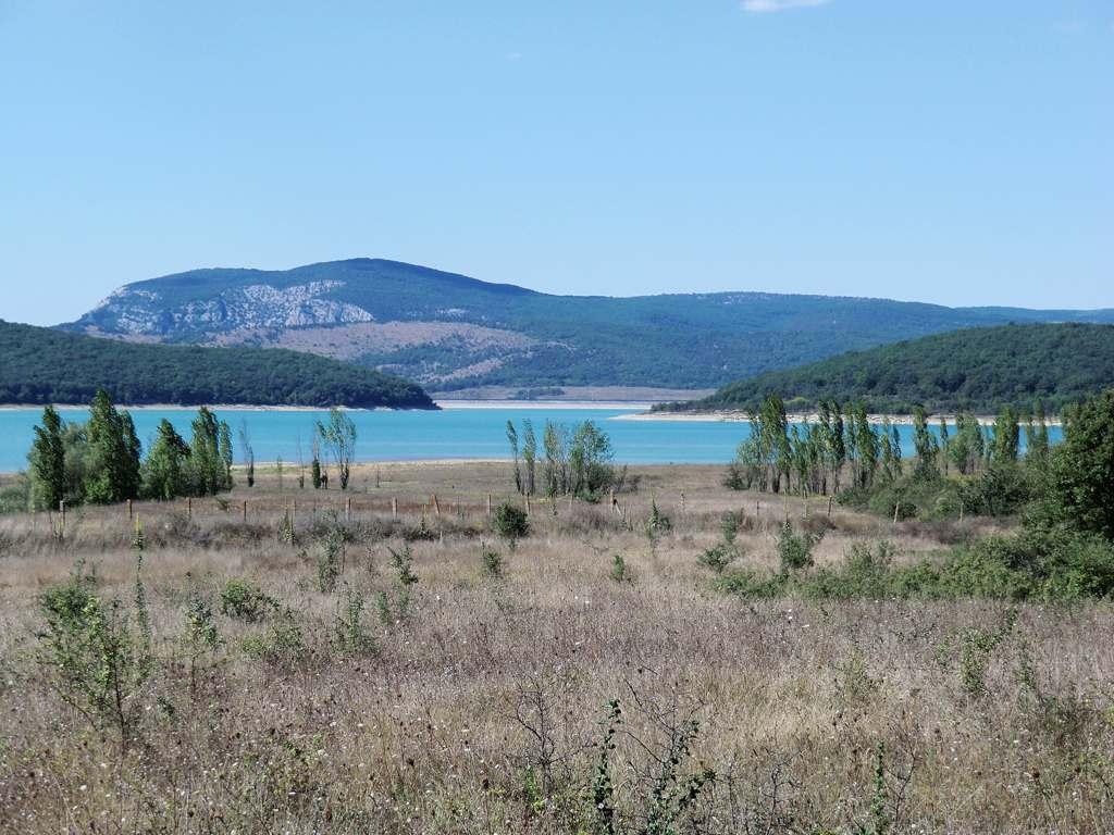 Чернореченское водохранилище существенно пополнилось водой