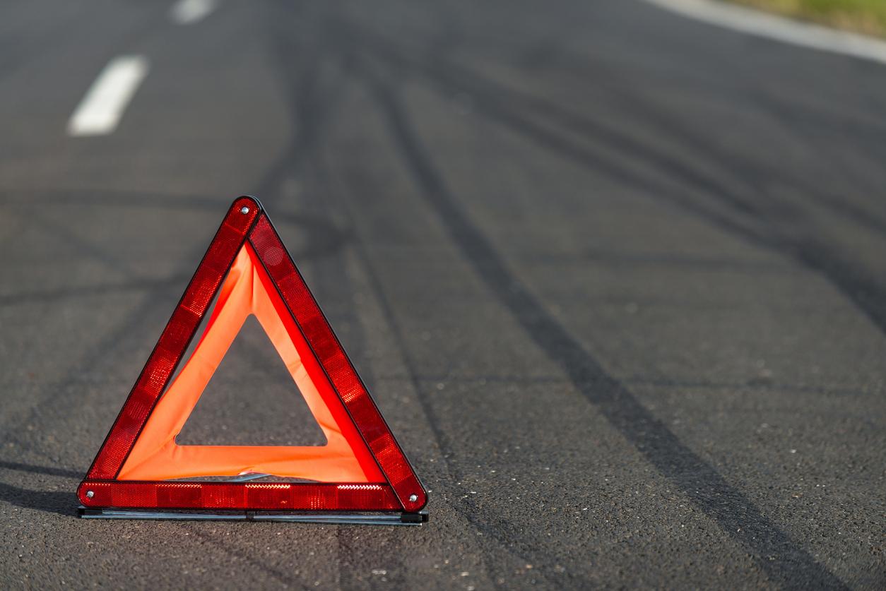 В Феодосии столкнулись два легковых автомобиля