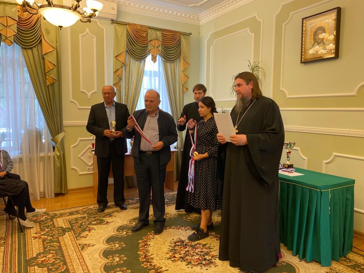 РОО «Мы-севастопольцы» наградили лучших учеников Воскресных школ