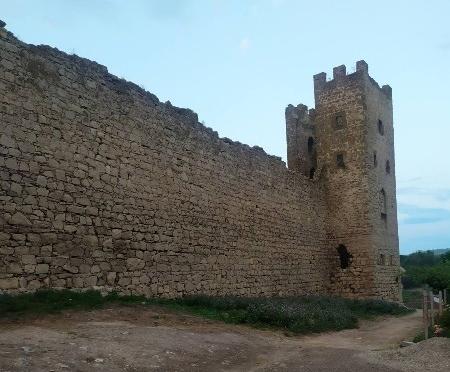 В Крыму турист упал со стены Генуэзской крепости