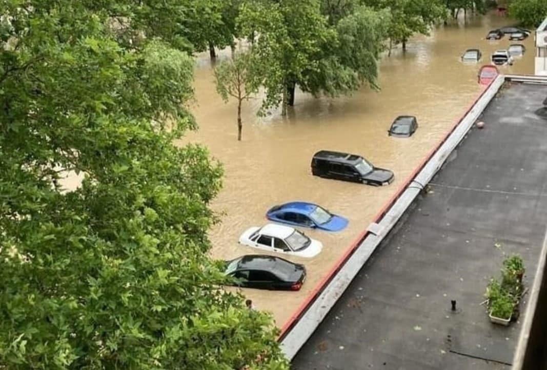 Правительство Крыма выделило 161 млн для ликвидации последствий потопа