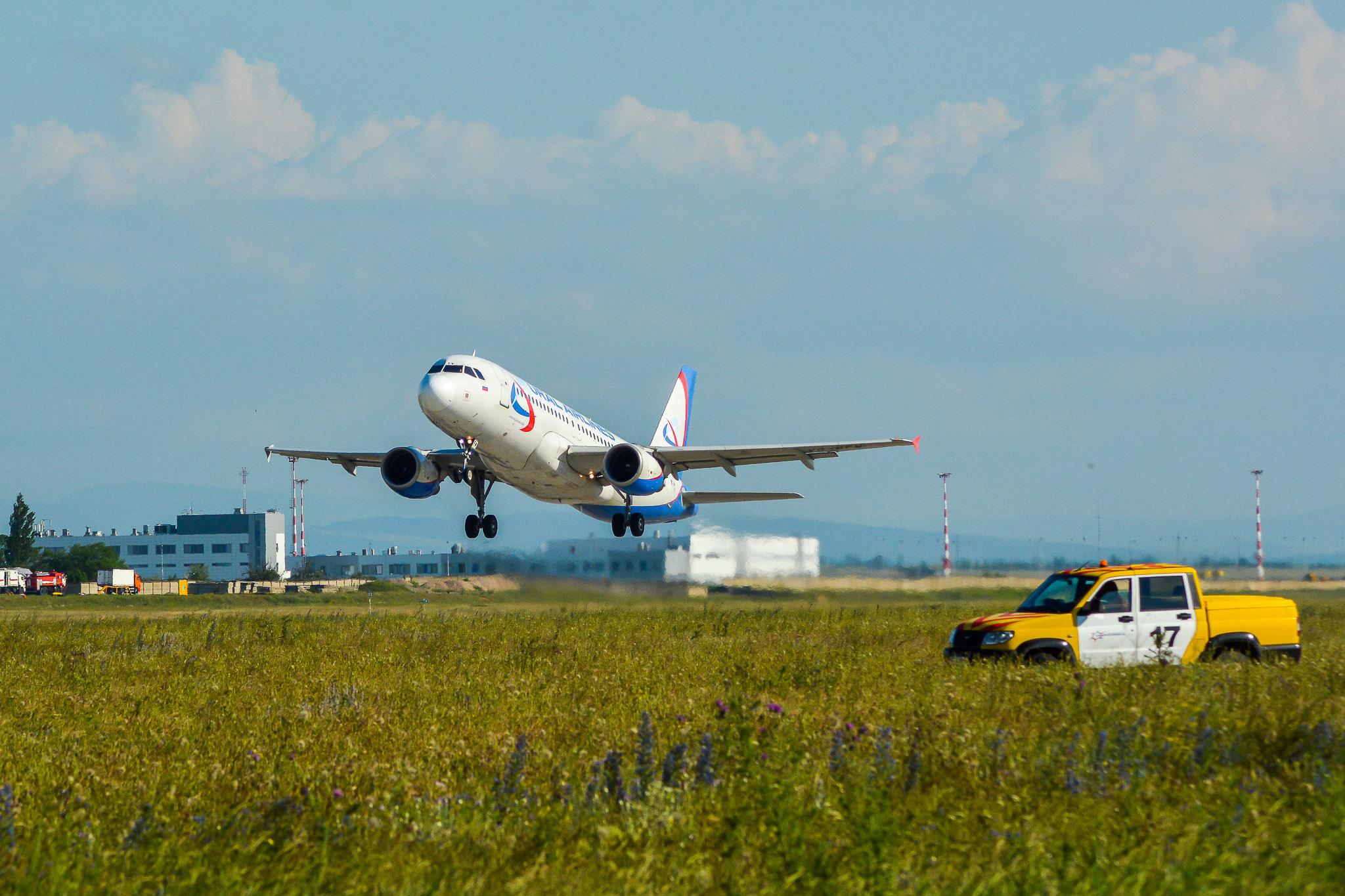 Аэропорт Симферополь собрал фотографов со всей страны для масштабной съемки