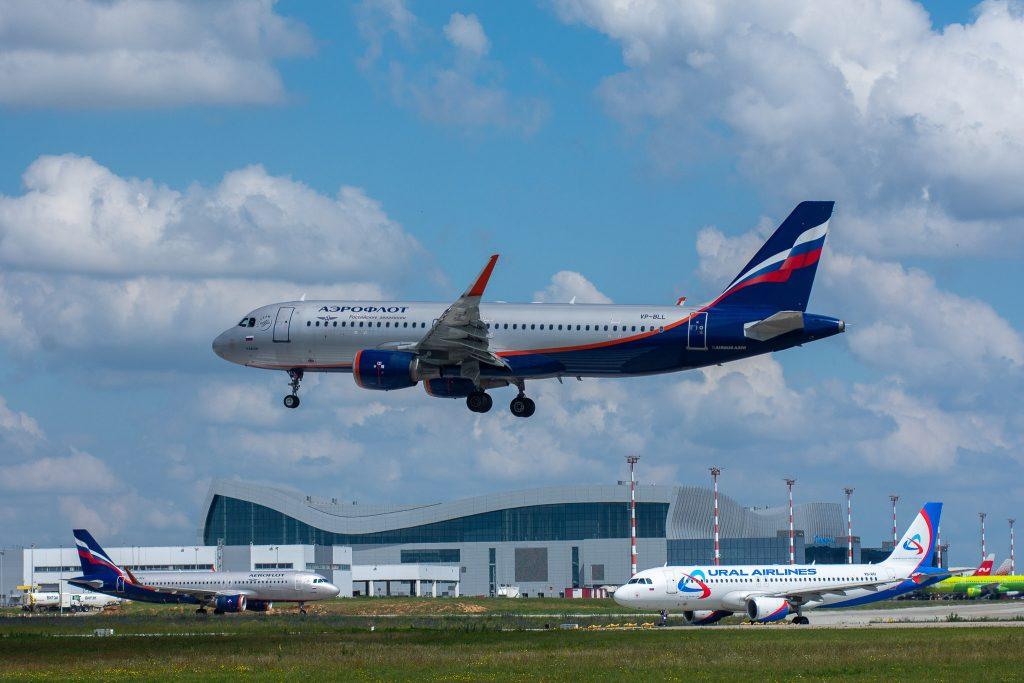 Аэропорт Симферополя установил два новых исторических рекорда