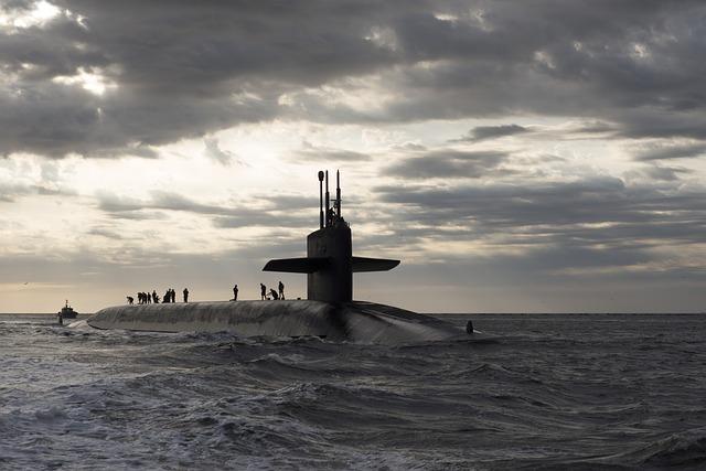Российская субмарина вызвала беспокойство в США – СМИ