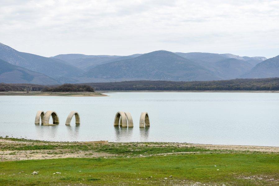 Запас воды в Чернореченском водохранилище вырос до 28 миллионов кубометров