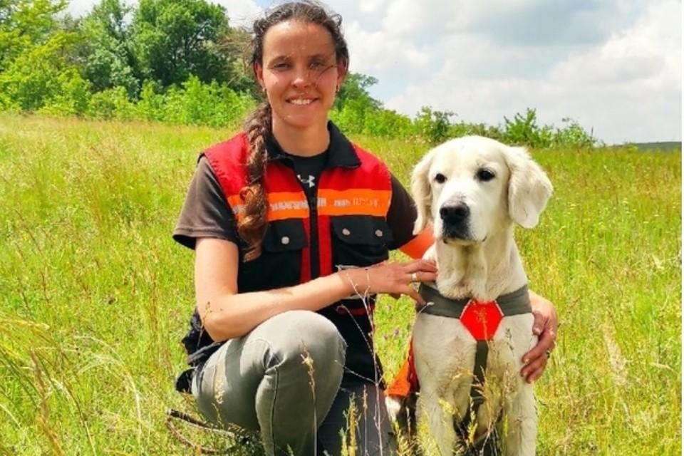Стало плохо, упал в канаву: собака спасла крымчанина от неминуемой смерти