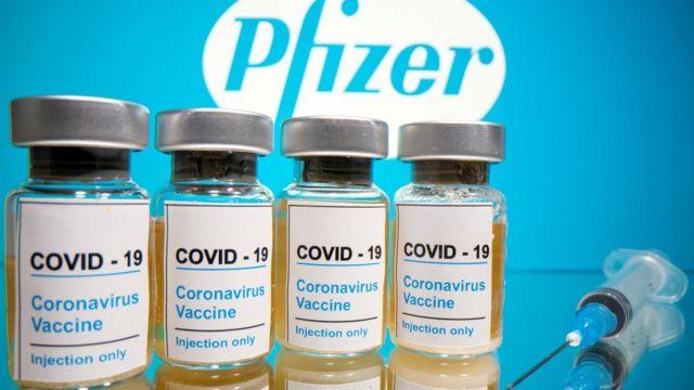 Pfizer сообщила о возможной регистрации своей вакцины в России