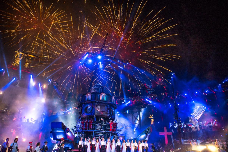 В этом году «Ночные волки» впервые проведут байк-шоу в Донецке