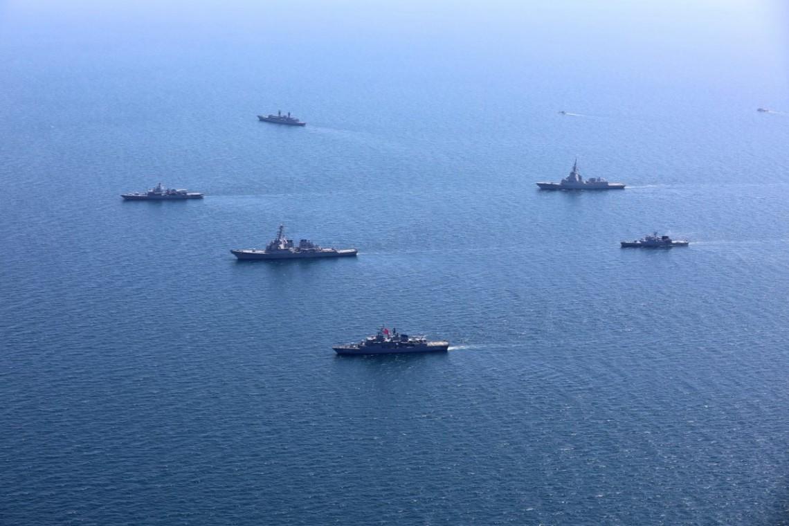 Участвующие в Sea Breeze корабли покинут Черное море лишь после учений Breeze в Болгарии