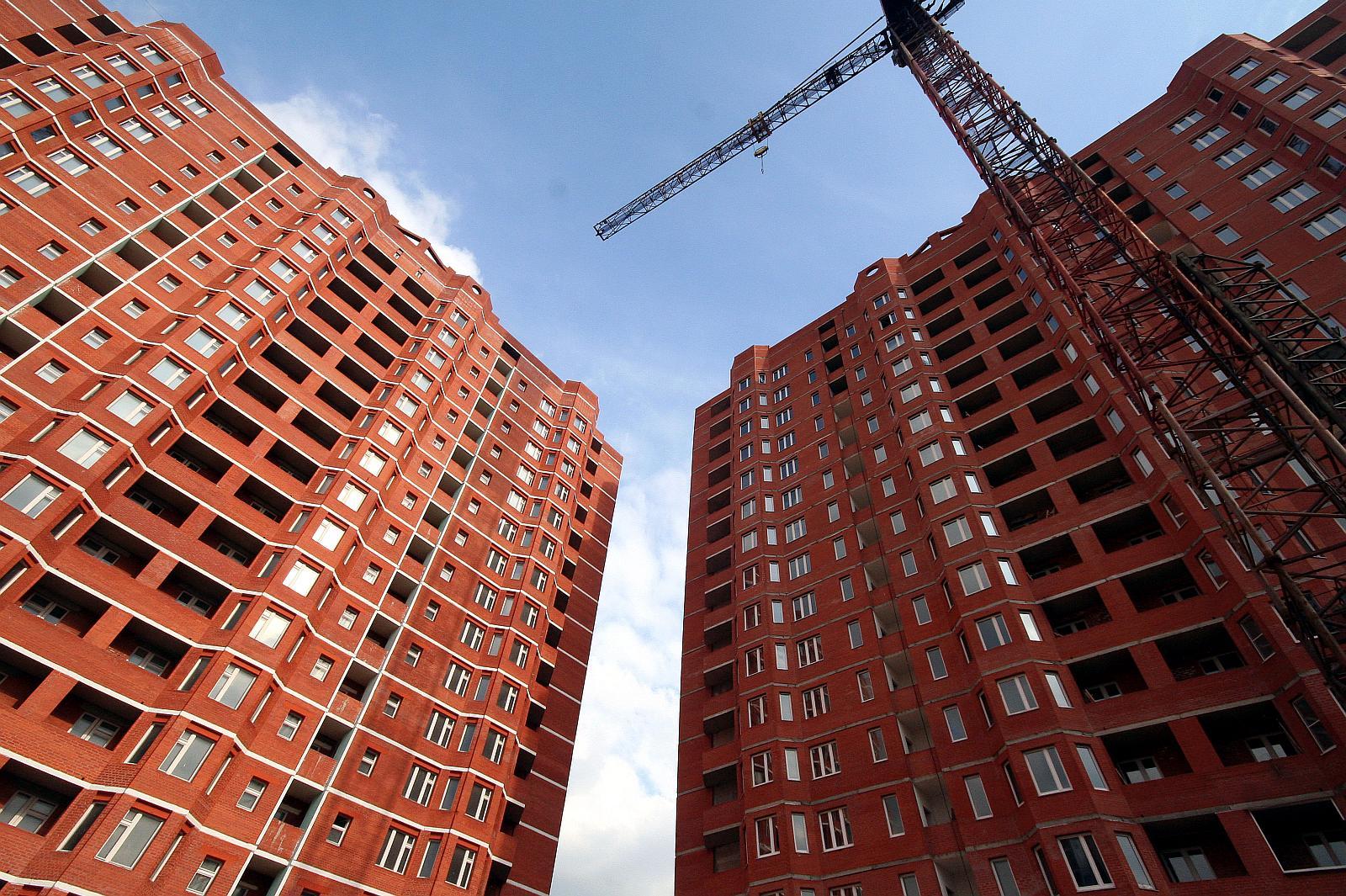 Объемы строительства в РФ могут сократиться вдвое в ближайшие 6 лет