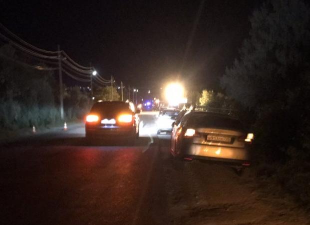 На опасном дорожном участке в крымском Щелкино погибла девушка из Самары