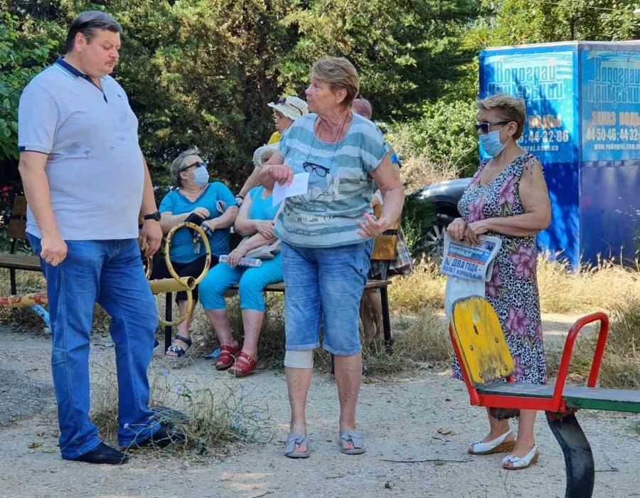 Сенатор признал проблему мусора в Севастополе катастрофической