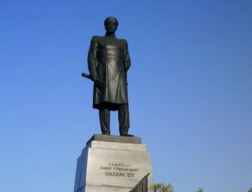 В Севастополе отметят 219-летие адмирала Нахимова