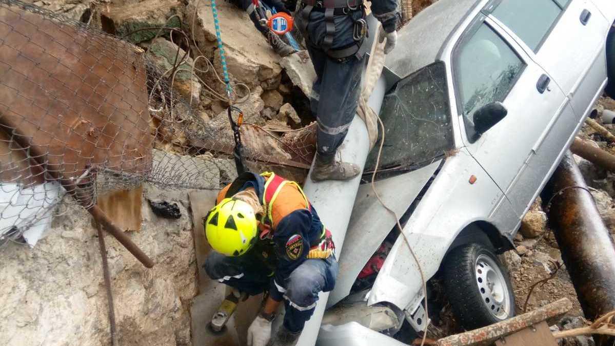 В Крыму приняли почти 900 заявок от пострадавших при потопе автовладельцев, ущерб компенсируют не всем